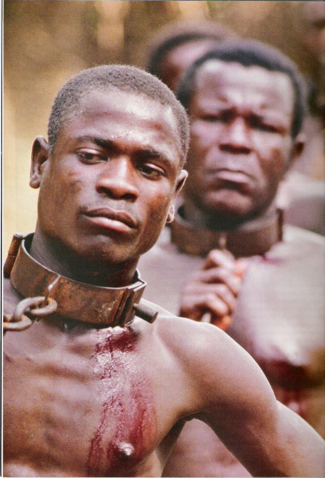 """""""A história da escravidão africana na América é um abismo de degradação e miséria...""""Joaquim Nabuco"""
