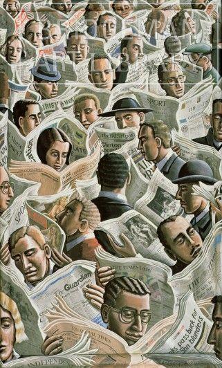 newspaper futute