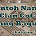 Contoh Nama Clan COC yang Bagus