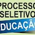 Atenção!! Encerra amanhã, dia 13/01, as inscrições para o processo seletivo para Professores em Rio Branco-AC. A remuneração é de R$ 2.981,04 e são 243 vagas temporárias. As vagas são para professor de: creche, 1º ao 5º ano, Libras, Bilingue e Educação Especial