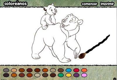 Juegos de Pintar Animales . Estas buscando varios juegos divertidos