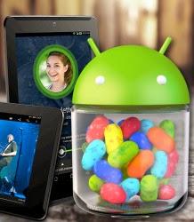 Iniziato l'aggiornamento a livello internazionale del tablet 3G Voice Asus FonePad 7 alla versione Android Jelly Bean 4.3