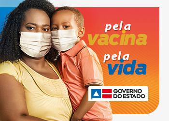 Pela Vacina Pela Vida
