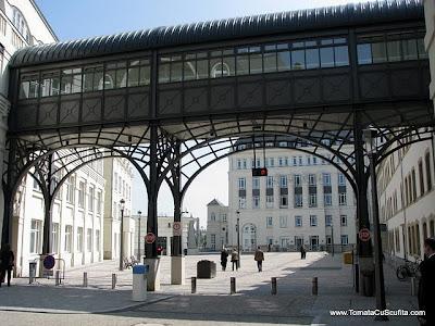 cartierul juridic din luxemburg