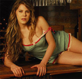 Barbara Paz Pelada Na Playboy Make