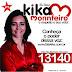 Peço seu voto para vereadora Kika Monnteiro 13.140