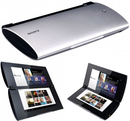 sony tablet pictures the tech next. Black Bedroom Furniture Sets. Home Design Ideas