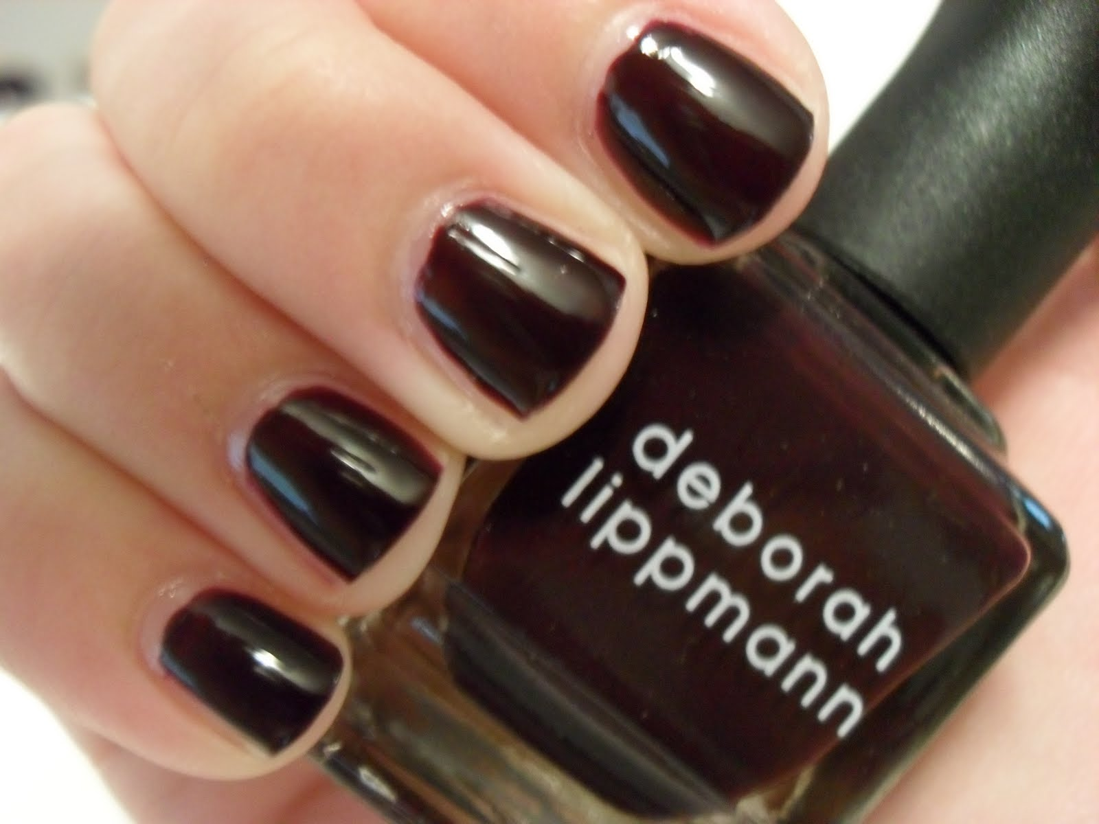 Polished Claws Up!: Deborah Lippmann - Dark Side of the Moon