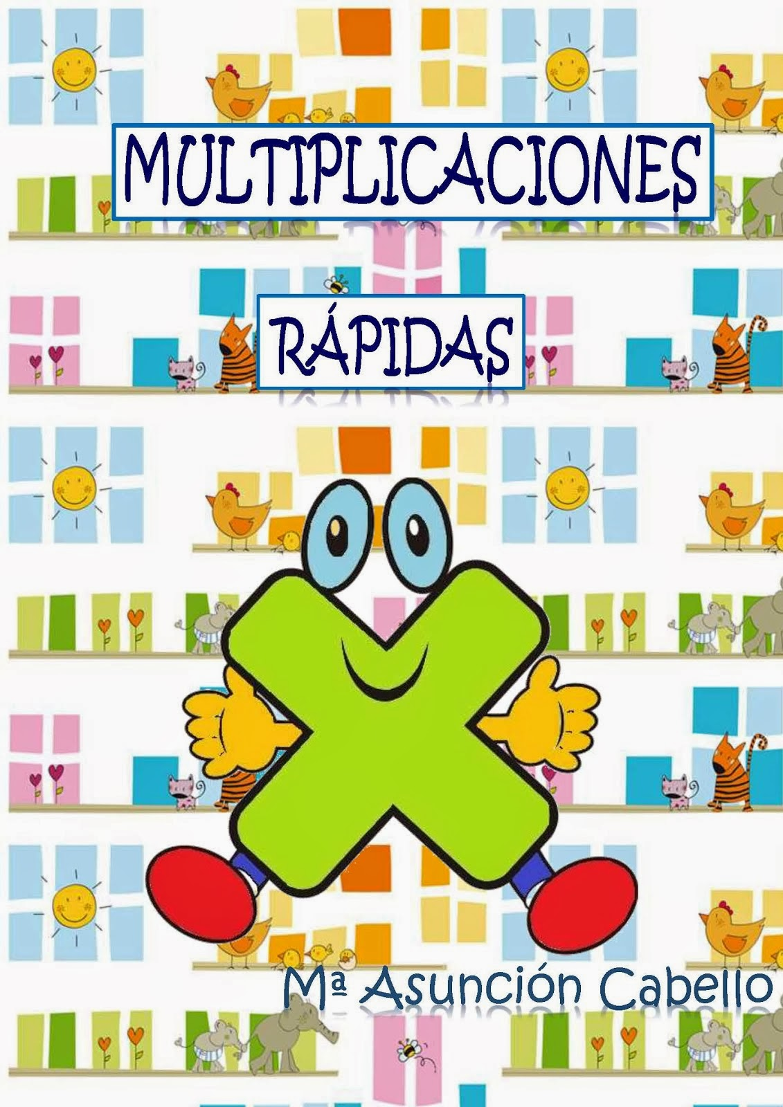 Cuaderno de multiplicaciones -1