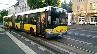 Bus: Elektromobilität: 2015 startet der Linienbetrieb mit E-Bussen in Berlin