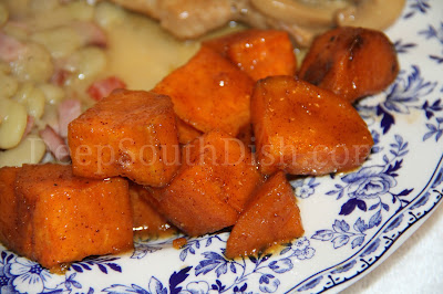 Southern Candied Sweet Potatoes Recipes — Dishmaps