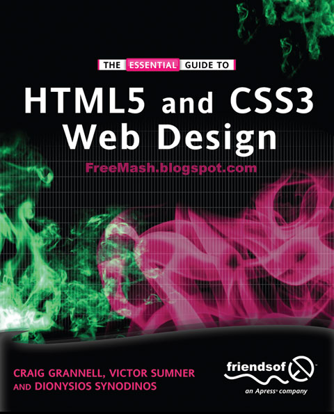 The Essential Guide to HTML5 and CSS3 Web Design PDF Ebook Free Download
