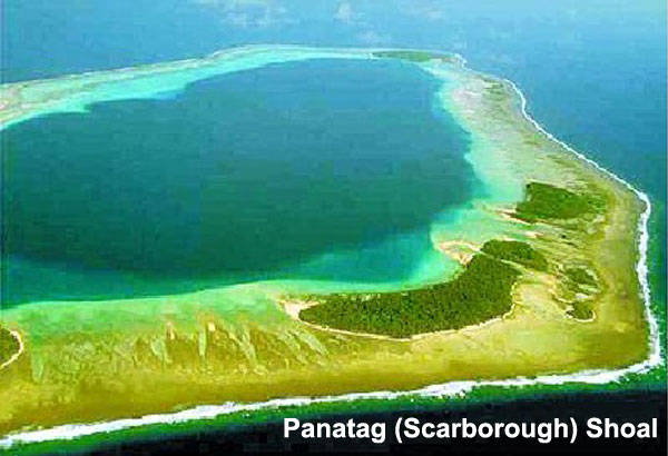 Scarborough (Panatag) Shoal