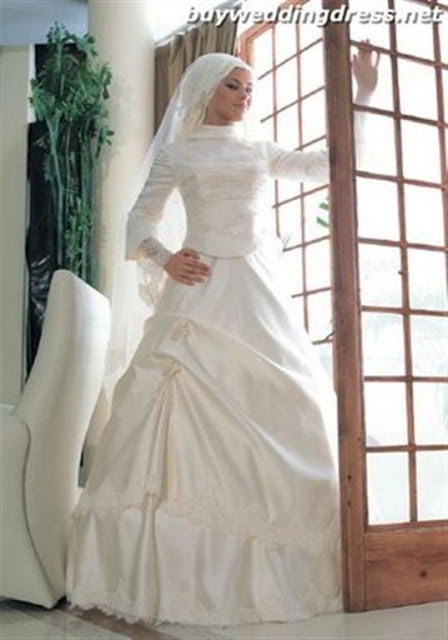 Hijab Gowns For Weddings