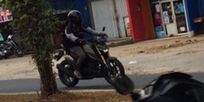 Kehadiran Yamaha MT-15 Kian Dekat, Ada Fitur Keyless Ignition