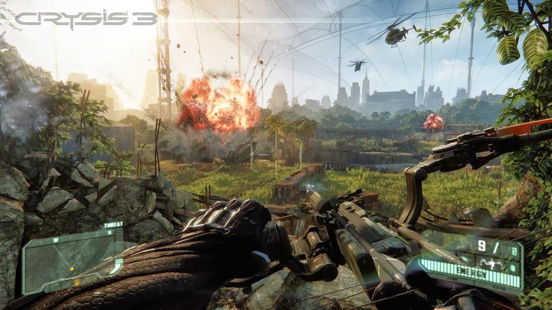 Crysis 3 PC Game Full Version Free Download - My Gaming