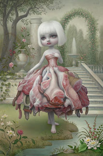 Mark Ryden painting - Incarnation