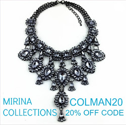 Get 20% off Mirina Collections