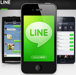 Line Messenger Now Available for Nokia Asha