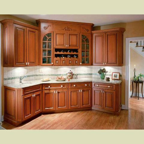 cuisine meuble bois. cuisine amnage. la cuisine vintage rcupu0027