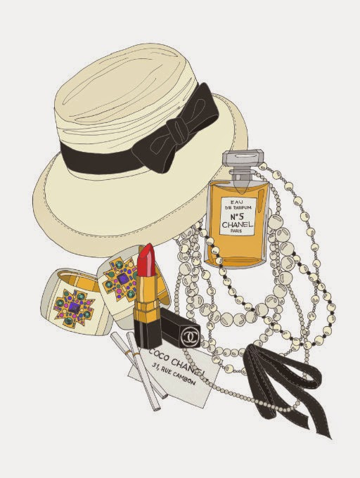 Chanel Free Printable Party Kit. | Oh My Fiesta! in english - photo #10