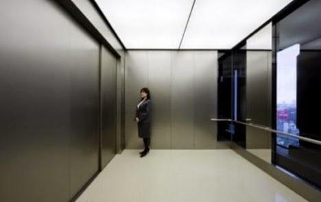 El ascensor más veloz del mundo