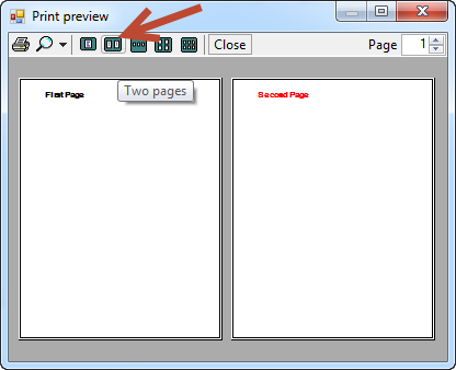 Its A Basic Print Preview Tool You Can Feed It PrintDocument And Will Display Give Some Tools To Zoom Go Through Pages