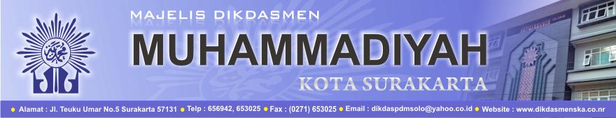 SD Muhammadiyah 13 Surakarta