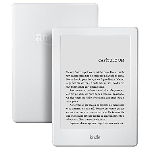 Kindle - Revolucionário leitor de livros digitais