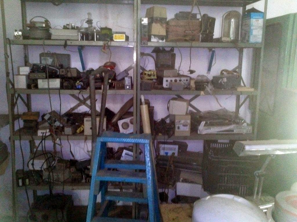 Oficina eletrônica