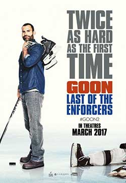 Goon Last of the Enforcers 2017 Hollywood 300MB BluRay 480p