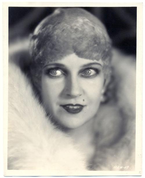 vintage portrait baclanova