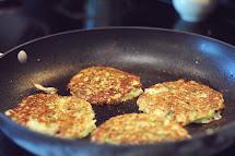 Zucchini Pancakes Recipe Dishmaps