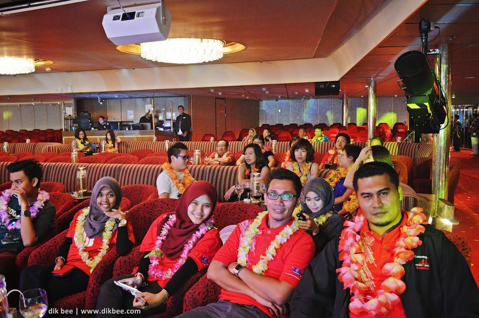 Malam Anugerah Ejen Pelancongan | Star Cruise Superstar Libra