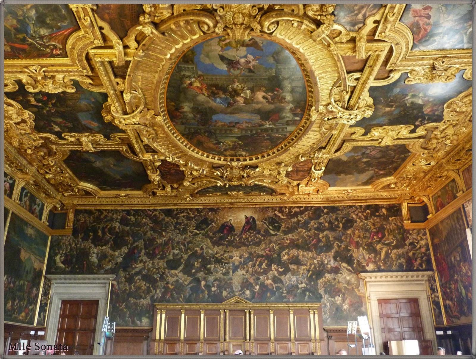 Voyage Italie Venise Palais des Doges