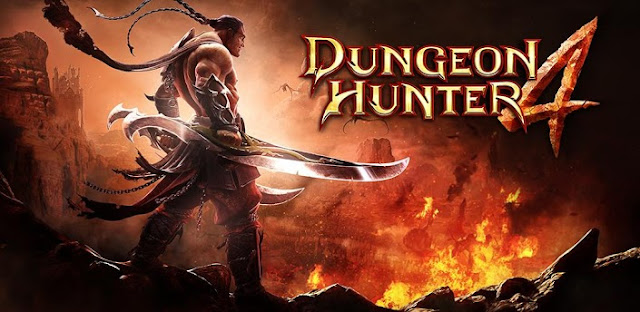 Dungeon Hunter 4 offline