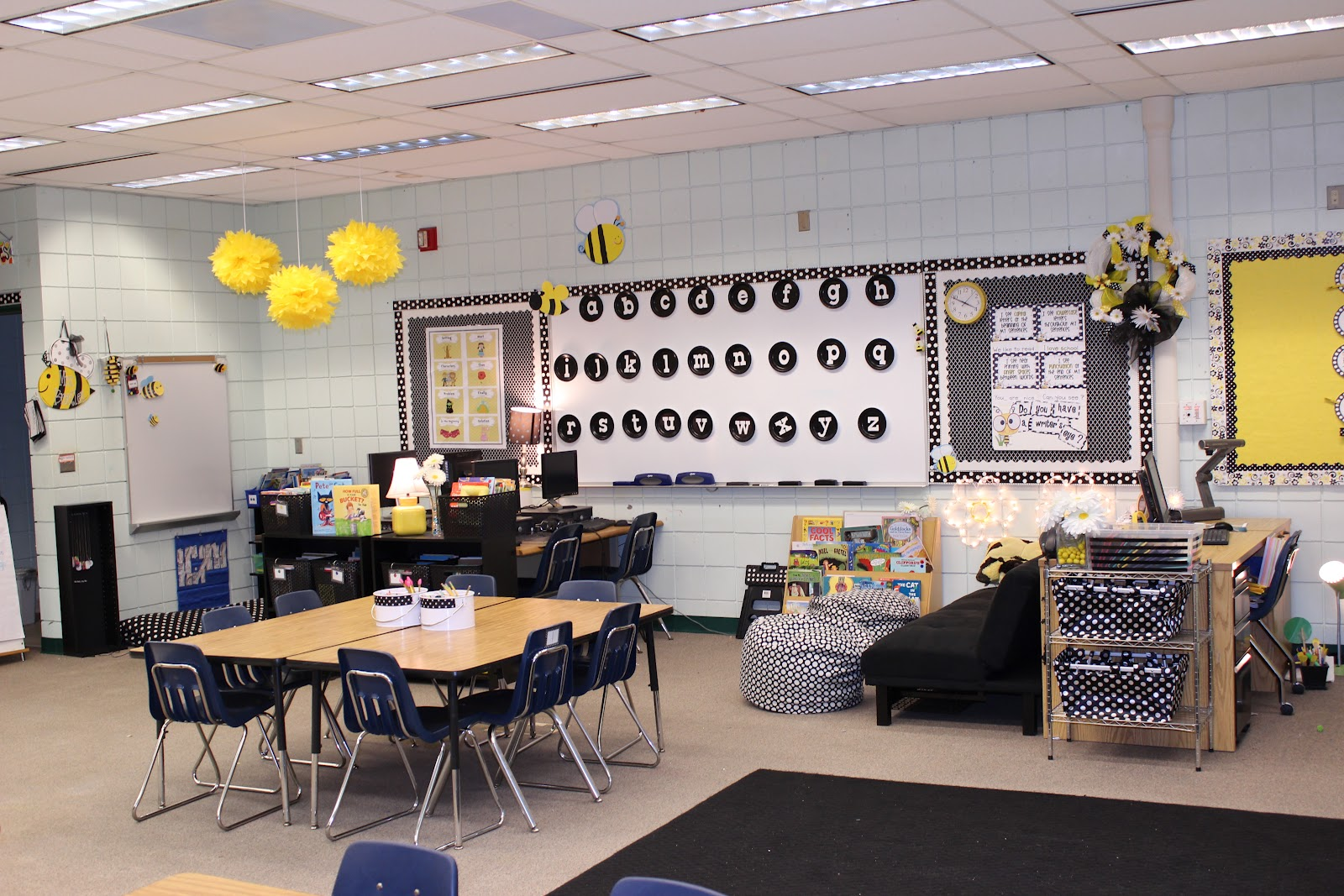 Classroom Theme Ideas Grade ~ Check out miss nelson s second grade classroom tour the