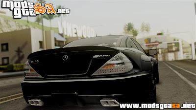 SA - Mercedes-Benz SL65 E-Tuning