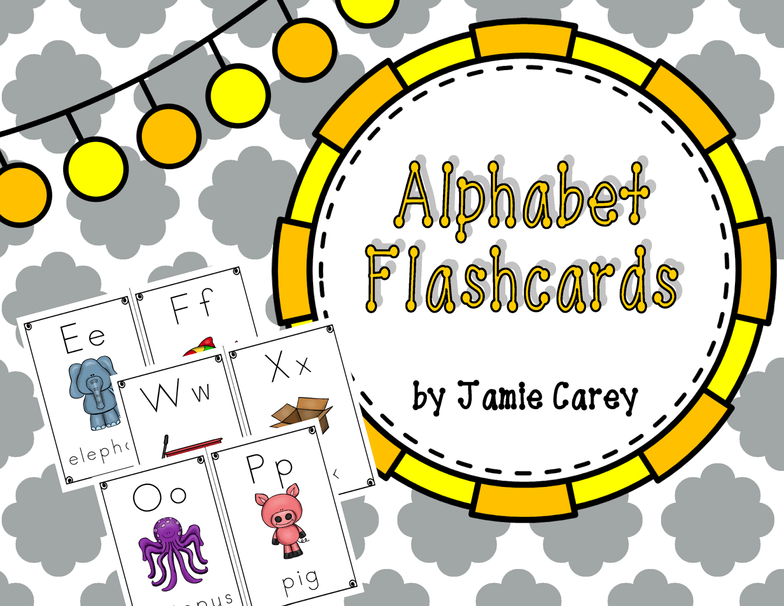 http://www.teacherspayteachers.com/Product/Alphabet-Flashcards-1515416