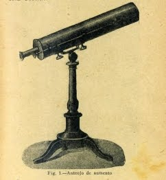 1908 ASTRONOMÍA POPULAR
