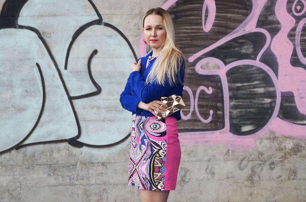 slovenska blogerka