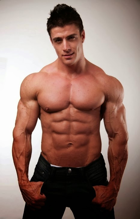 Fitness Model Jaco De Bruyn Photos | Rock Muscle Men