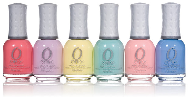 posh room orly nail polish