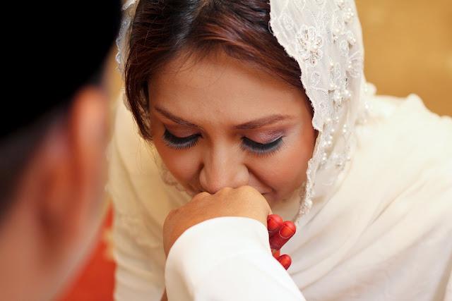 majlis pernikahan rosaiful & shanaz 7
