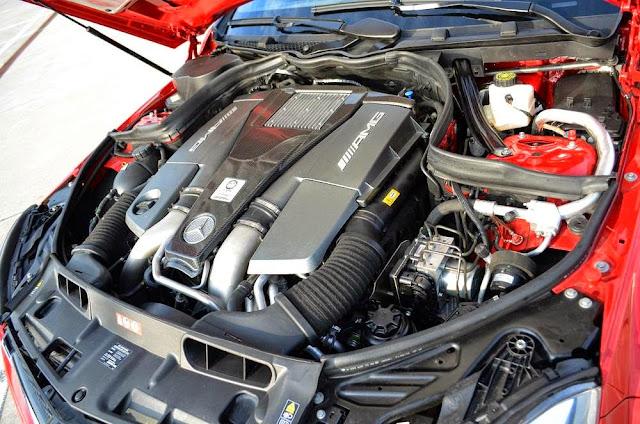 c63 amg engine