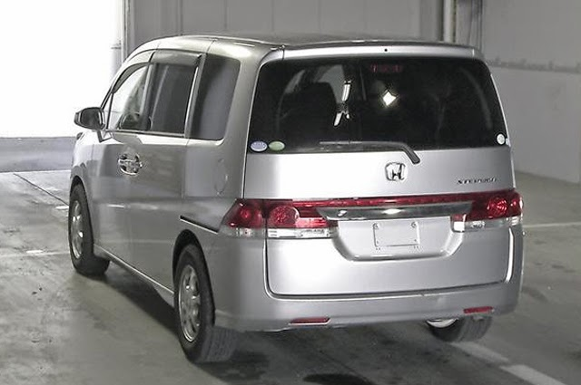 2007 Honda Stepwagon G Style Edition For Kenya To Mombasa Japanese Vehicles To The World