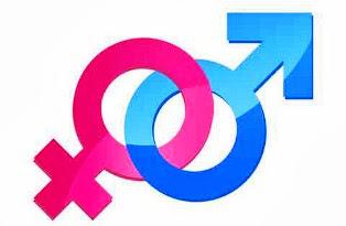 maschio e femmina simboli