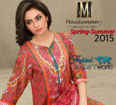 Mausummery Spring - Summer Collection 2015 Full Catalog/Magazine