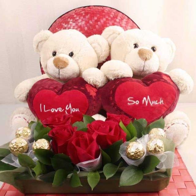 Teddy bear with love images - photo#1
