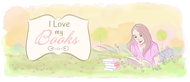 I Love My Books - Blog Literário